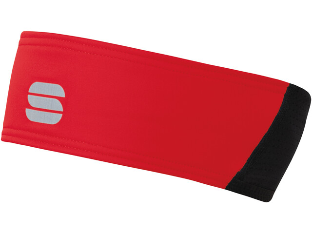 Sportful Air Protection Bandeau, red/black